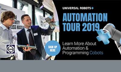 OnRobot participates in UR+ workshops in Mullingar, Ireland