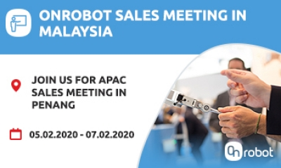 JOIN US FOR THE APAC SALES MEETING IN PENANG