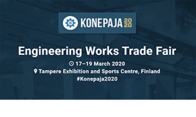 Meet OnRobot at the Engineering Works Trade Fair in Tampere, Finland
