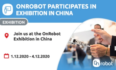 Join us for the OnRobot Exhibition - IARS in China