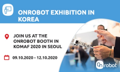 JOIN US AT THE ONROBOT BOOTH IN SEOUL