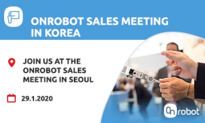 JOIN US FOR THE SALES MEETING IN SEOUL