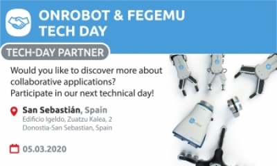 OnRobot Technical day San Sebastian