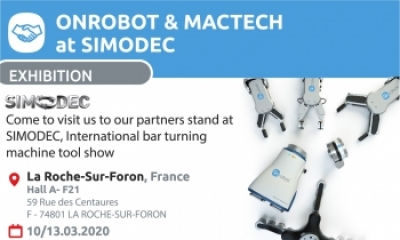 OnRobot at Simodec