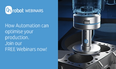 Is Covid-19 impacting your production?  Join OnRobot On demand Webinars and find out the unlimited possibilities that you can do to future proof your production.