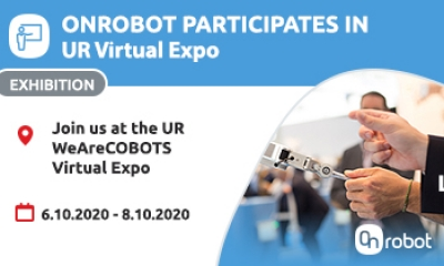 Join us at WeAreCOBOTS APAC Virtual Expo 2020