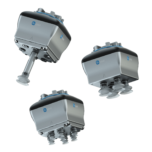 VGC10, COMPACT, CONFIGURABLE ELECTRICAL VACUUM GRIPPER