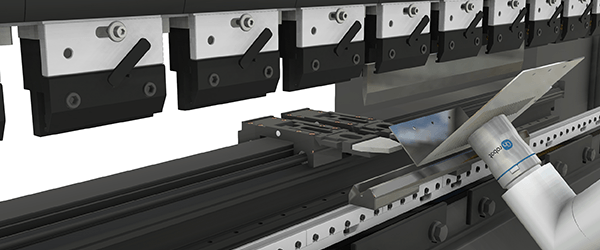 How to Build a Press Brake Machine Tending Application
