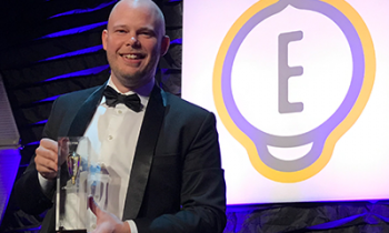 ONROBOT'S NASA TECHNOLOGY-BASED GECKO GRIPPER IS AWARDED SILVER IN THE 2019 EDISON AWARDS