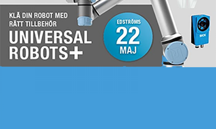 ONROBOT PARTICIPATES IN AN OPEN HOUSE EVENT AT EDSTRÖMS MASKIN IN SWEDEN