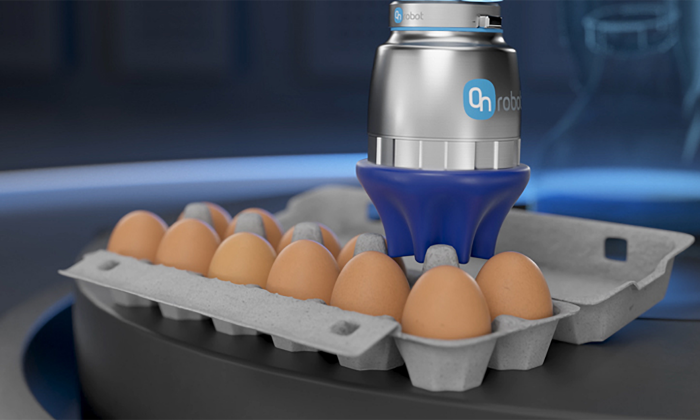 Get a Grip: Robotic Grippers Help Automate the Food Industry