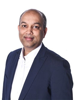 Vikram Kumar North Europe General Manager