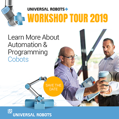 OnRobot participates in UR+ Workshops in Ireland