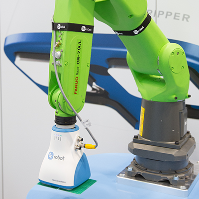 ONROBOT'S NASA TECHNOLOGY-BASED GECKO GRIPPER IS INDUCTED IN TO THE 2019 CLASS OF NED INNOVATION AWARD WINNERS