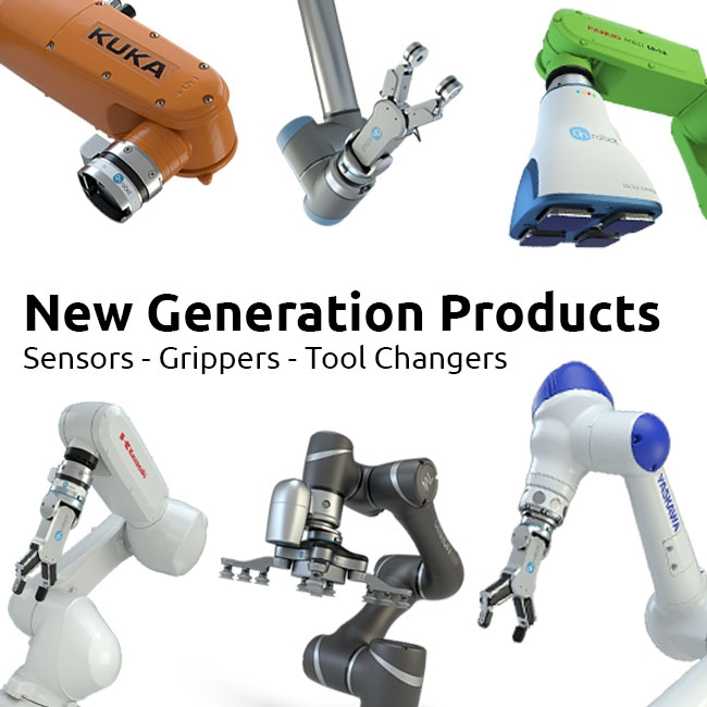 OnRobot New Generation Products