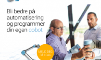 OnRobot Participates in UR+ Workshops in Norway