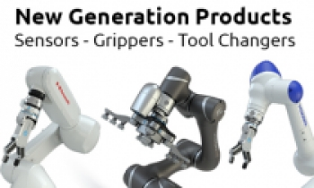 one-system solution with our new robotic arm grippers