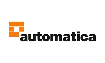 Come and see us at Automatica 2020, the leading exhibition for smart automation and robotics.