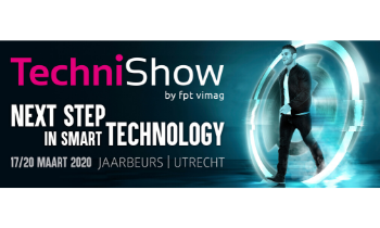 OnRobot at the TechniShow in Utrecht