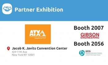 ATX East | Booth 2007 & Booth 2056
